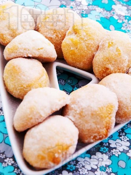 Домашни арменски сладки с орехи, локум и ванилия - снимка на рецептата
